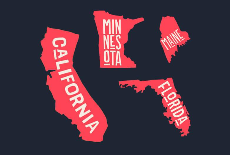 Pick A State